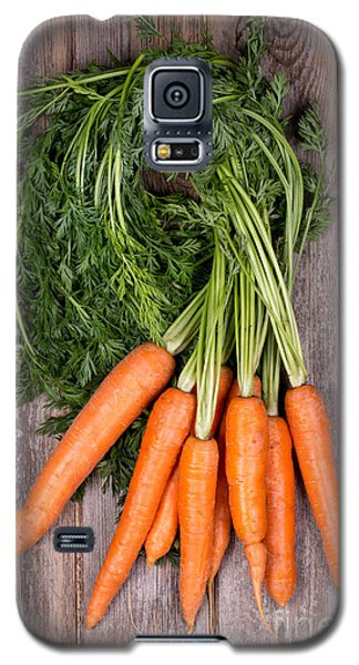 Bunched Carrots Galaxy S5 Case by Jane Rix
