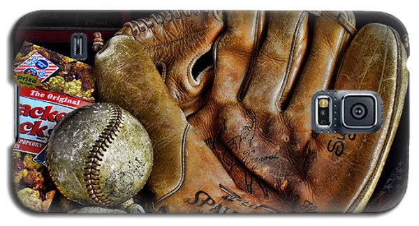 Buy Me Some Peanuts And Cracker Jacks Galaxy S5 Case by Ken Smith