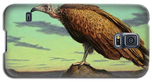 Buzzard Rock Galaxy S5 Case by James W Johnson