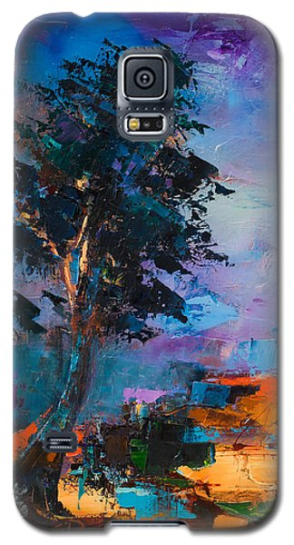 By The Canyon Galaxy S5 Case by Elise Palmigiani
