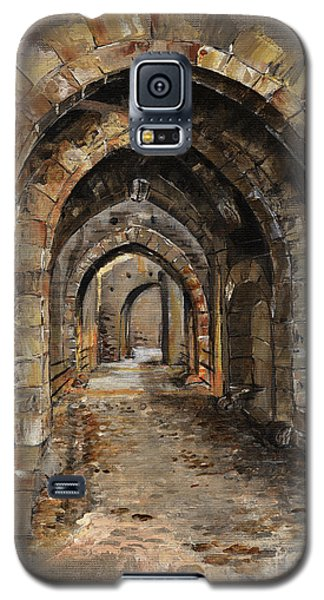 Camelot -  The Way To Ancient Times - Elena Yakubovich Galaxy S5 Case by Elena Yakubovich