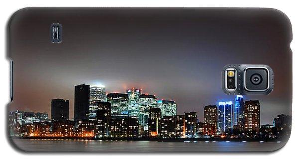 London Skyline Galaxy S5 Case by Mark Rogan