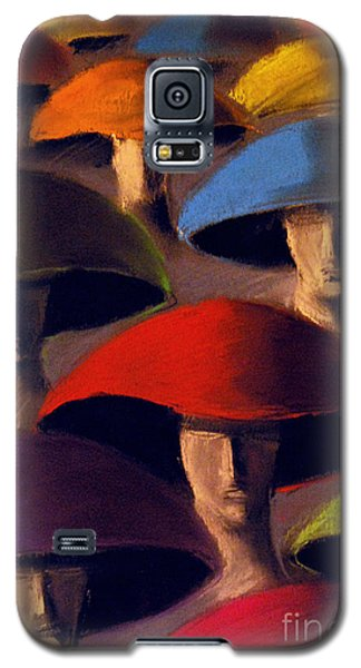Carnaval Galaxy S5 Case by Mona Edulesco