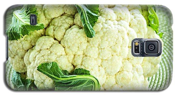 Cauliflower Galaxy S5 Case by Elena Elisseeva