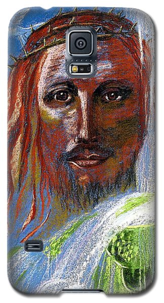 Bird Galaxy S5 Cases - Chalice of Life Galaxy S5 Case by Jane Small