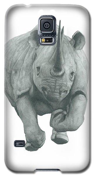 Charging Rhino Galaxy S5 Case by Rich Colvin