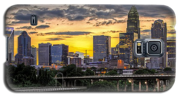 Charlotte Dusk Galaxy S5 Case by Chris Austin