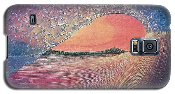 Reliefs Galaxy S5 Cases - Chasing Daylight Galaxy S5 Case by Nathan Ledyard