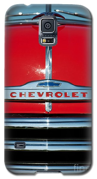 Chevrolet 3100 1953 Pickup Galaxy S5 Case by Tim Gainey