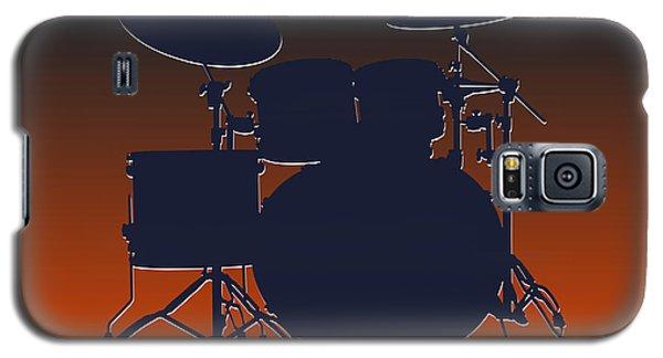 Chicago Bears Drum Set Galaxy S5 Case by Joe Hamilton