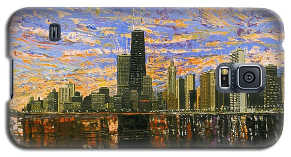 Chicago Galaxy S5 Case by Mike Rabe
