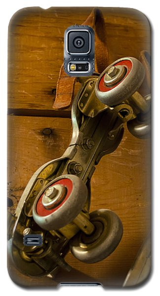 Galaxy S5 Cases - Childhood Moments Galaxy S5 Case by Fran Riley