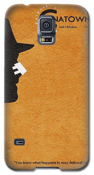 Chinatown Galaxy S5 Case by Ayse Deniz