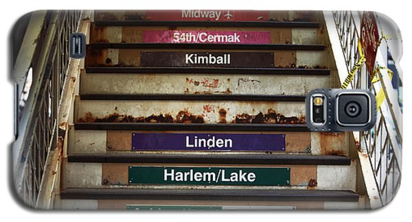 Chitown Destinations Galaxy S5 Case by John Rizzuto