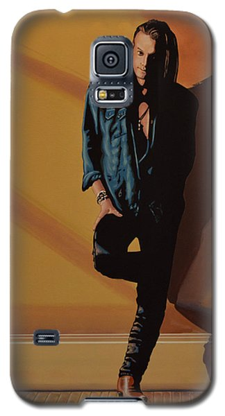 Buy Galaxy S5 Cases - Chris Whitley Galaxy S5 Case by Paul Meijering