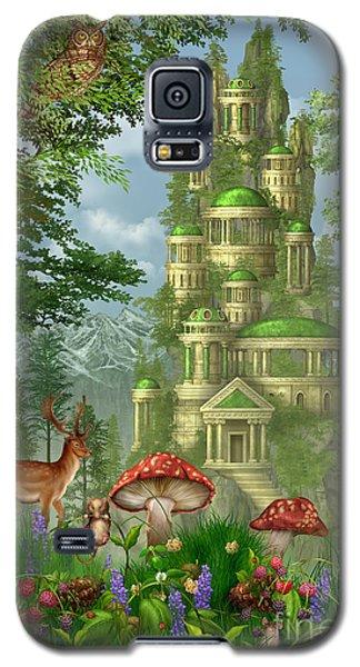 City Of Coins Galaxy S5 Case by Ciro Marchetti