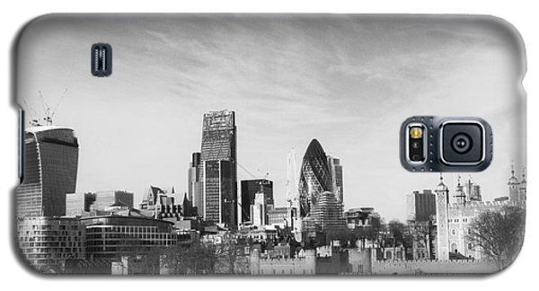 City Of London  Galaxy S5 Case by Pixel Chimp