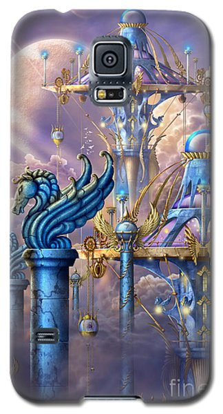 City Of Swords Galaxy S5 Case by Ciro Marchetti