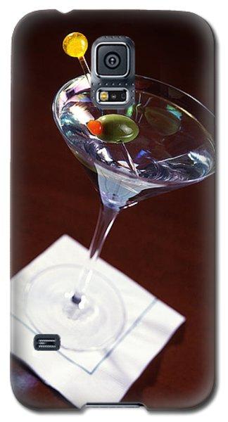 Classic Martini Galaxy S5 Case by Jon Neidert