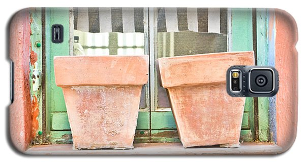 Clay Pots Galaxy S5 Case by Tom Gowanlock