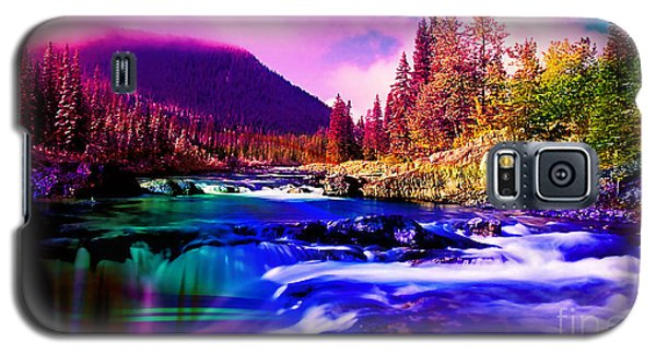 Colorful Landscape Galaxy S5 Case by Marvin Blaine
