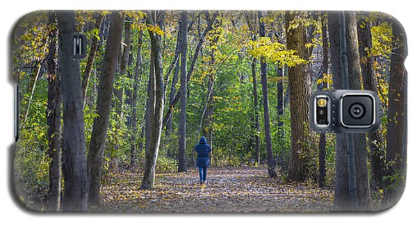 Come For A Walk Galaxy S5 Case by Sebastian Musial