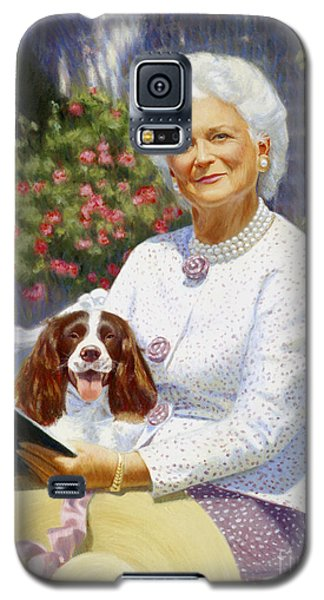 Companions In The Garden Galaxy S5 Case by Candace Lovely