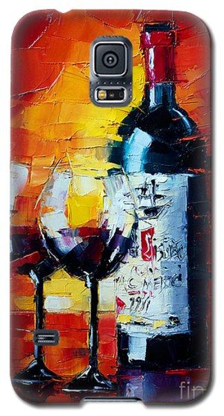 Conviviality Galaxy S5 Case by Mona Edulesco