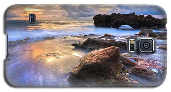 Buy Galaxy S5 Cases - Coral Garden Galaxy S5 Case by Debra and Dave Vanderlaan