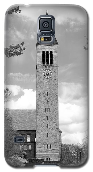 Cornell University Mc Graw Tower Galaxy S5 Case by University Icons