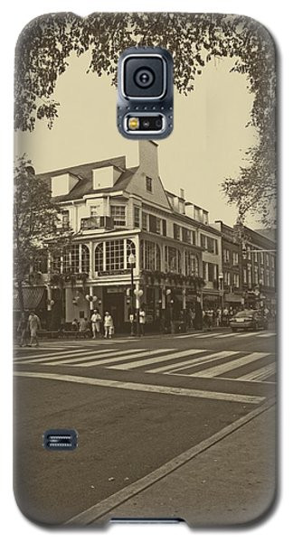 Corner Room Galaxy S5 Case by Tom Gari Gallery-Three-Photography