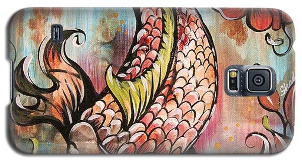 Coy Koi Galaxy S5 Case by Shadia Derbyshire