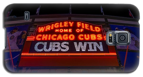 Cubs Win Galaxy S5 Case by Steve Gadomski