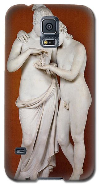 Cupid And Psyche Galaxy S5 Case by Antonio Canova