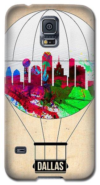 Dallas Air Balloon Galaxy S5 Case by Naxart Studio