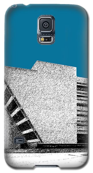 Dallas Skyline City Hall - Steel Galaxy S5 Case by DB Artist