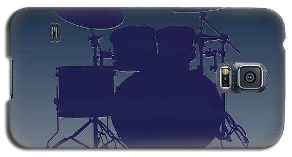 Dallas Cowboys Drum Set Galaxy S5 Case by Joe Hamilton
