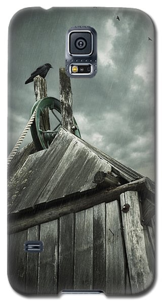 Dark Days Galaxy S5 Case by Amy Weiss