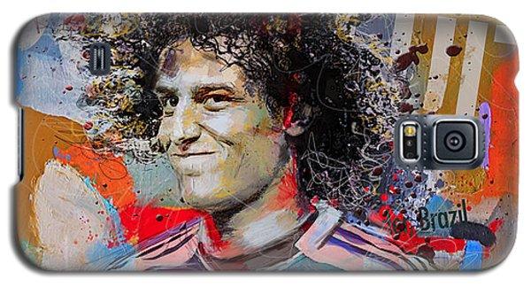 David Luiz Galaxy S5 Case by Corporate Art Task Force