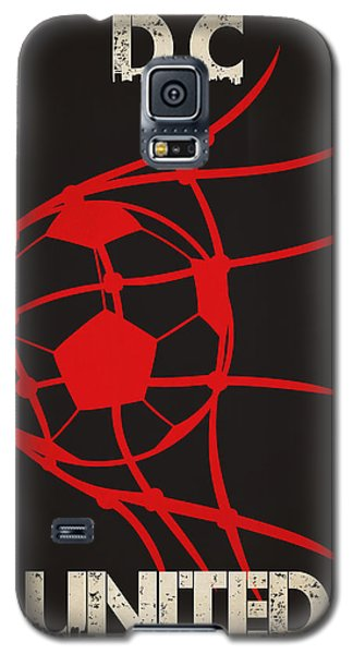 Dc United Goal Galaxy S5 Case by Joe Hamilton