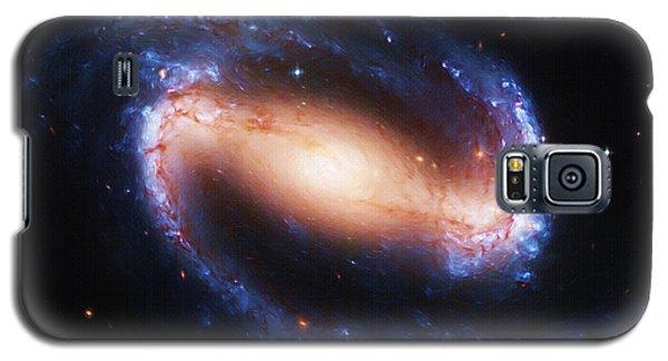 Deep Space Galaxy S5 Case by Ayse Deniz
