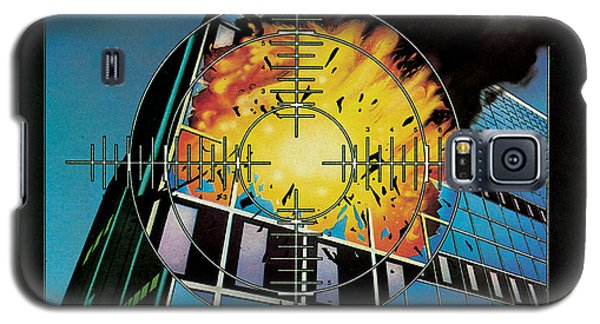 Def Leppard - Pyromania 1983 Galaxy S5 Case by Epic Rights