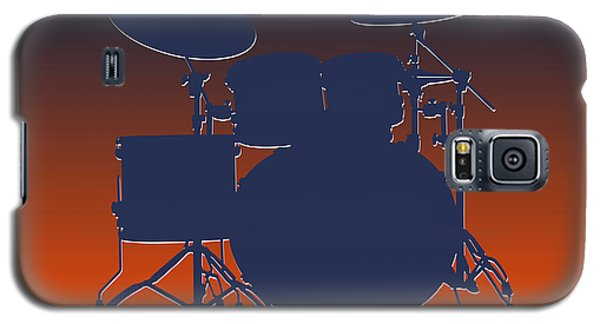 Denver Broncos Drum Set Galaxy S5 Case by Joe Hamilton