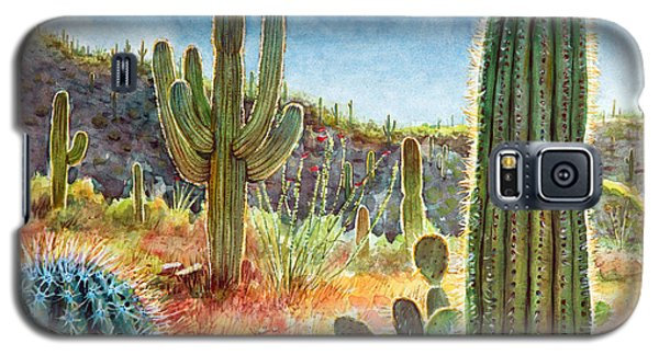 Desert Beauty Galaxy S5 Case by Frank Robert Dixon