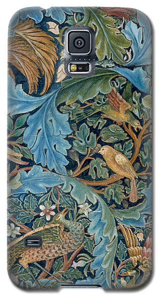 Design For Tapestry Galaxy S5 Case by William Morris