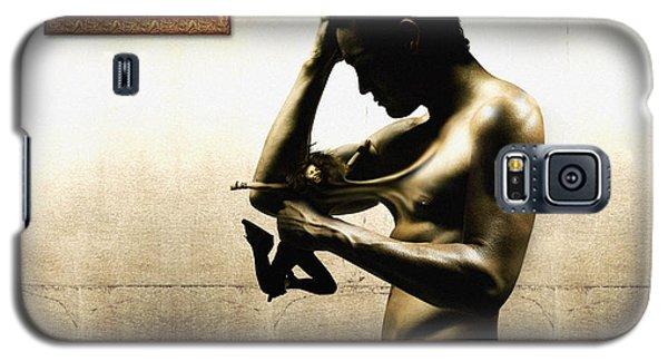 Divide Et Pati - Divide And Suffer Galaxy S5 Case by Alessandro Della Pietra