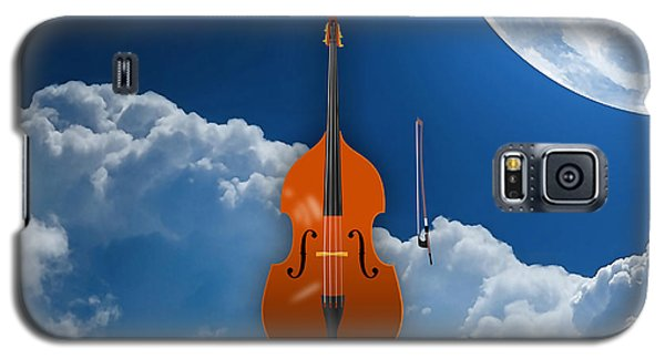 Double Bass Galaxy S5 Case by Marvin Blaine