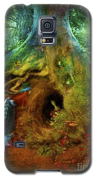 Down The Rabbit Hole Galaxy S5 Case by Aimee Stewart