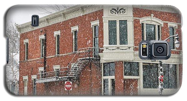 Downtown Whitehouse  7031 Galaxy S5 Case by Jack Schultz