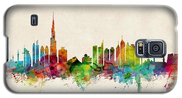 Recently Sold -  - Buy Galaxy S5 Cases - Dubai Skyline Galaxy S5 Case by Michael Tompsett